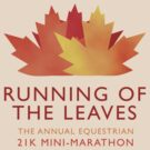 Running of the Leaves by Rachael Raymer