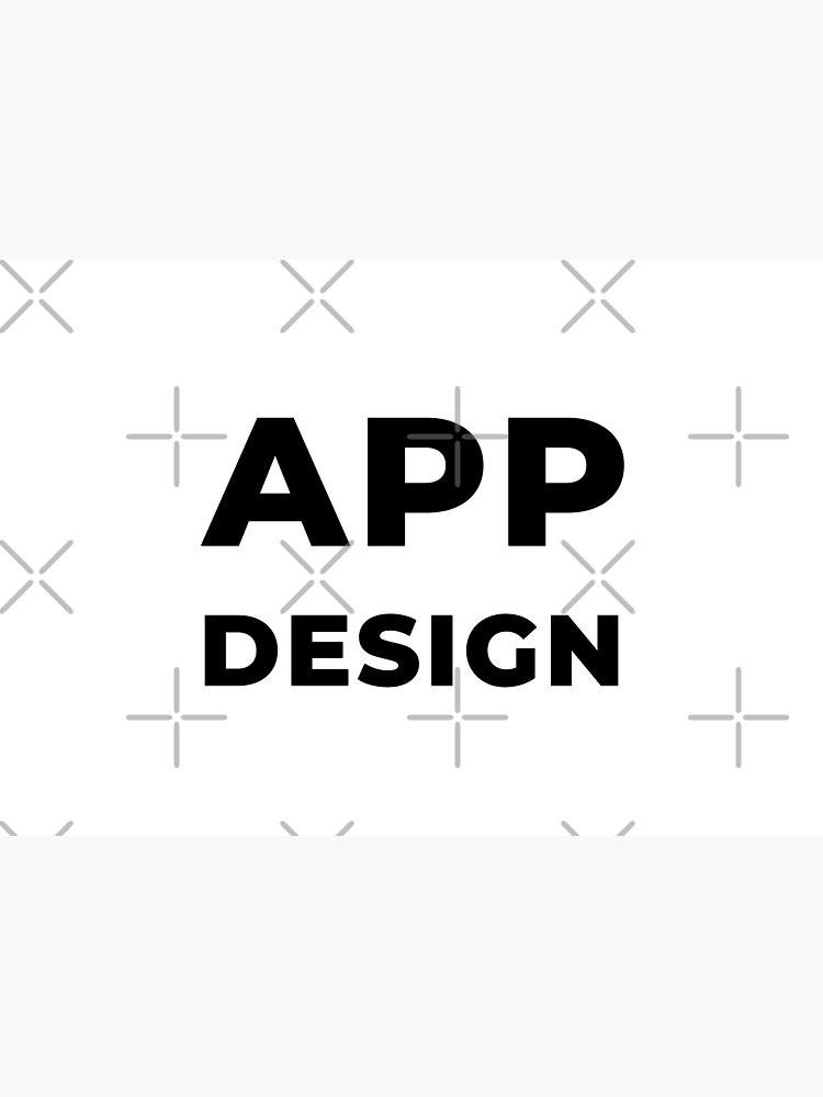 App Design (Inverted) by developer-gifts