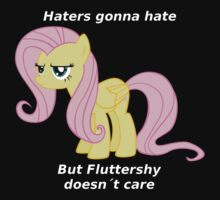 Fluttershy Haters gonna Hate