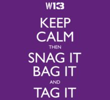 W13 Keep Calm Tribute