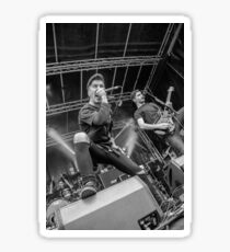 Bury Tomorrow - Slam Dunk Festival Sticker