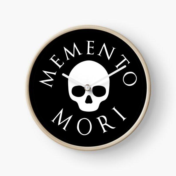 Memento Mori Reloj
