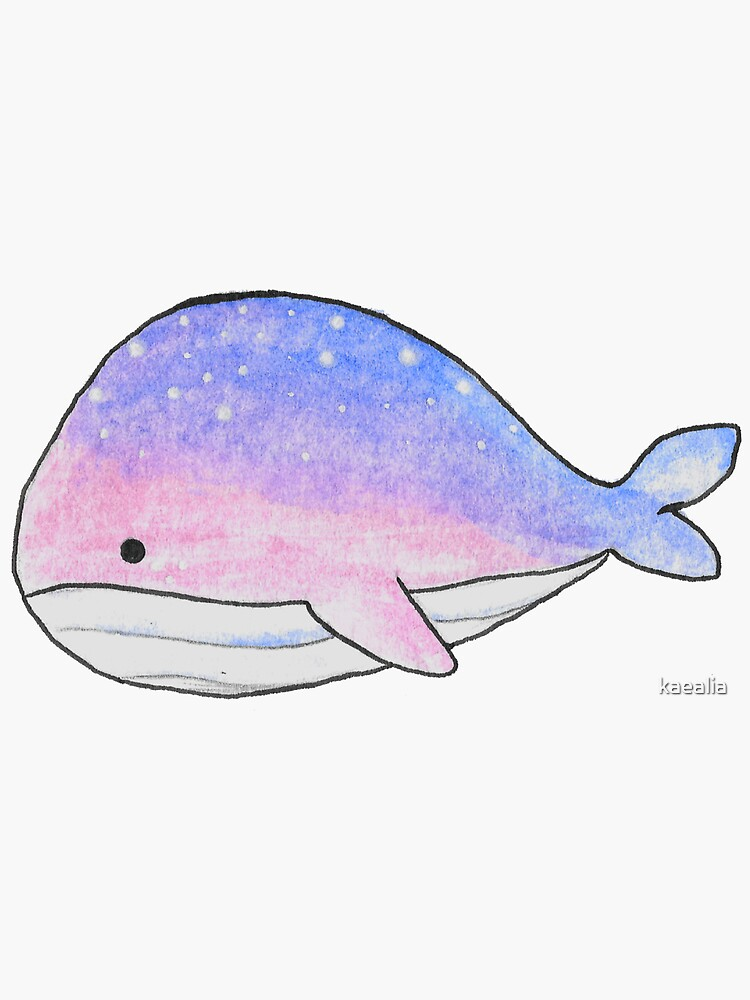 Space bisexuwhale by kaealia