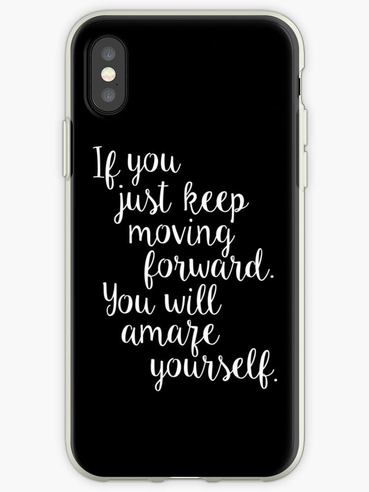 Moving forward – amaze yourself von BonniePortraits
