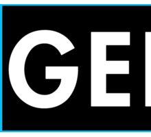 Pc Geek Sticker