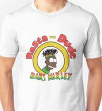 Rasta - Dude Bart Marley Unisex T-Shirt