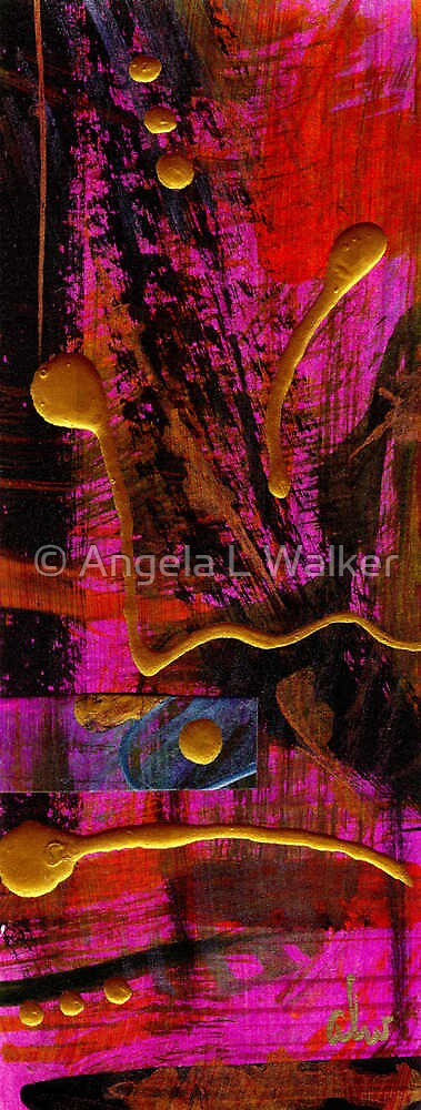 Magenta Joy by © Angela L Walker