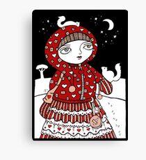 Lumi Oravia Canvas Print