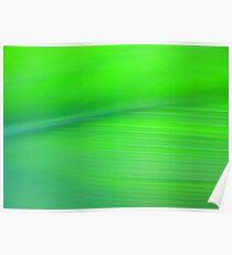Pretty Green Poster