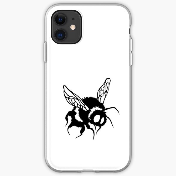Save the Bees Honey Bee  iPhone Soft Case