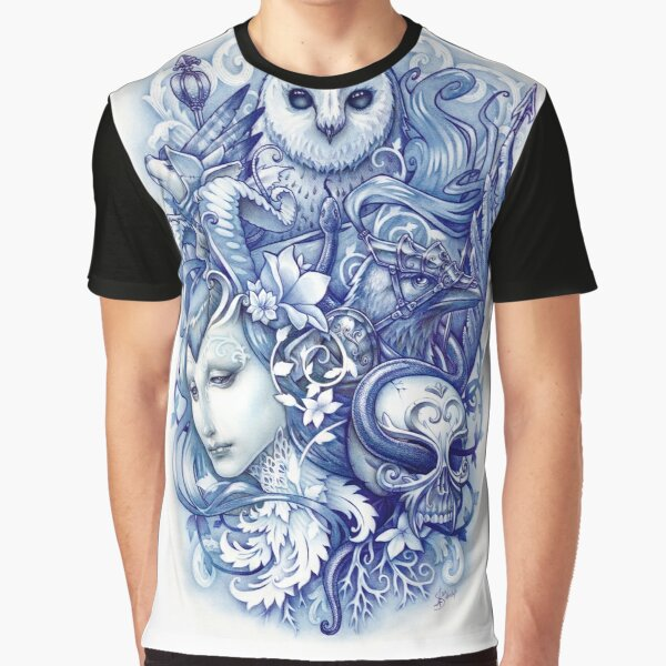 FABLES Graphic T-Shirt