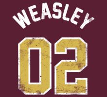 Ron Weasley - Quidditch Shirt - NO.2