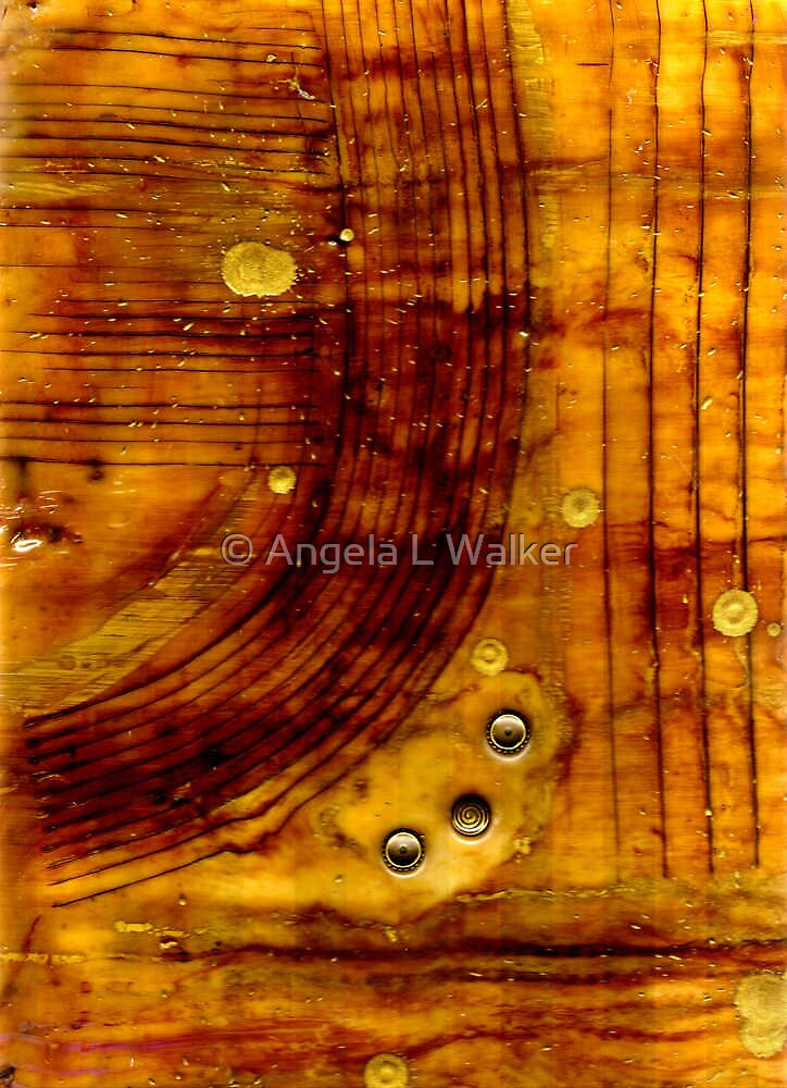 Brass Tokens I by © Angela L Walker