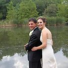 A wedding in central park!(What a catch!) by Anthony Goldman