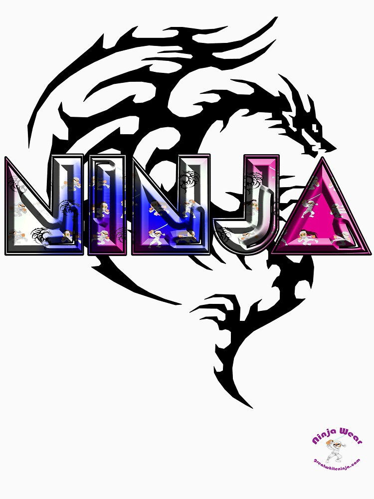 Retro Ninja 3 by NinjaWear