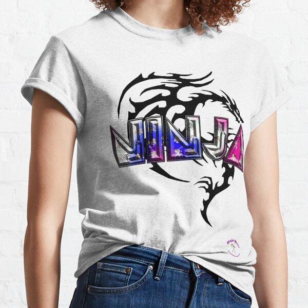 Retro Ninja 3 Classic T-Shirt