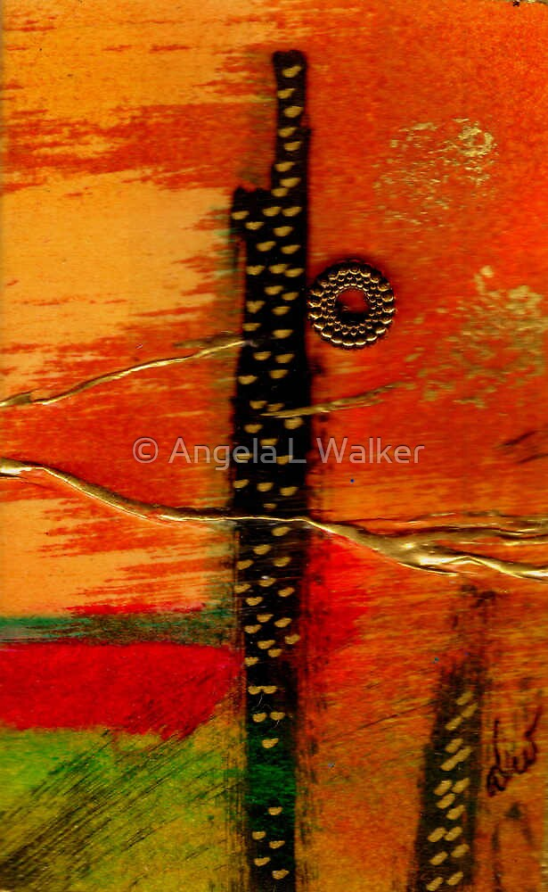 Standing Tall by © Angela L Walker