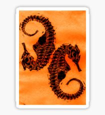 Seahorses! Sticker