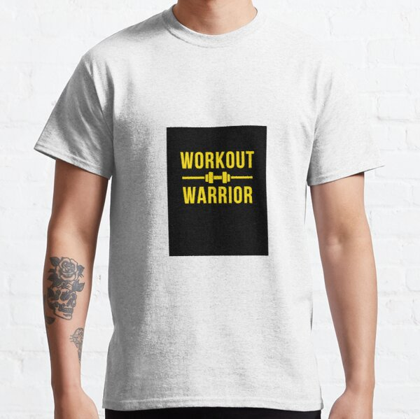 Workout  Classic T-Shirt