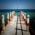 Chelsea Jetty by Amy-lee Foley