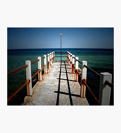 Chelsea Jetty Photographic Print