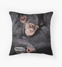 Protection II Throw Pillow