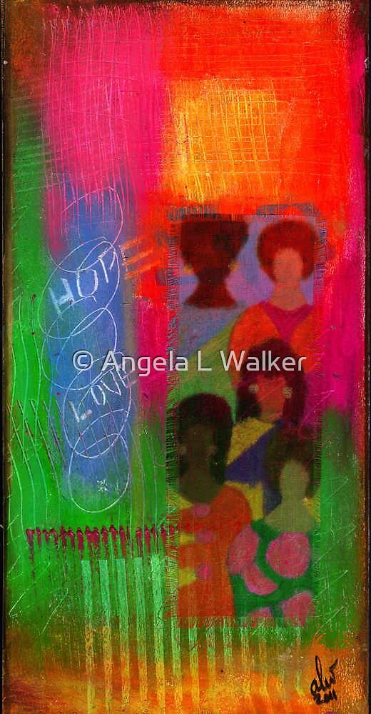 Choir Girls by © Angela L Walker