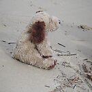 """Boris on the Beach"" by Wendy Dyer"