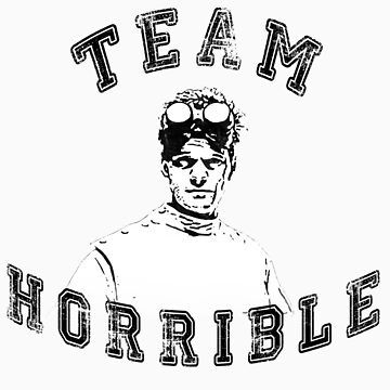 TEAM HORRIBLE by justina
