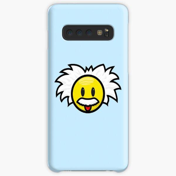 Einstein Smiley Samsung Galaxy Snap Case