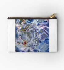 Morphic fields of the mysterious mind Studio Pouch