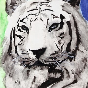 Siberian Tiger by HolyDemonKnight