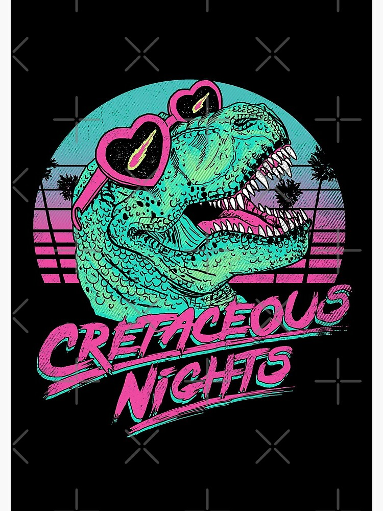 Cretaceous Nights by wytrab8