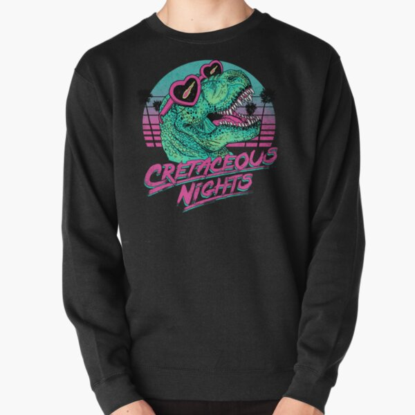 Cretaceous Nights Pullover Sweatshirt