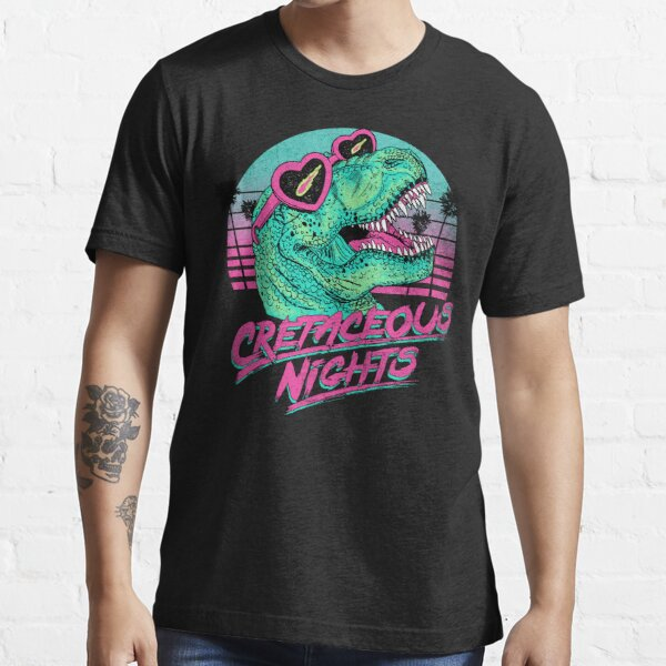Cretaceous Nights Essential T-Shirt