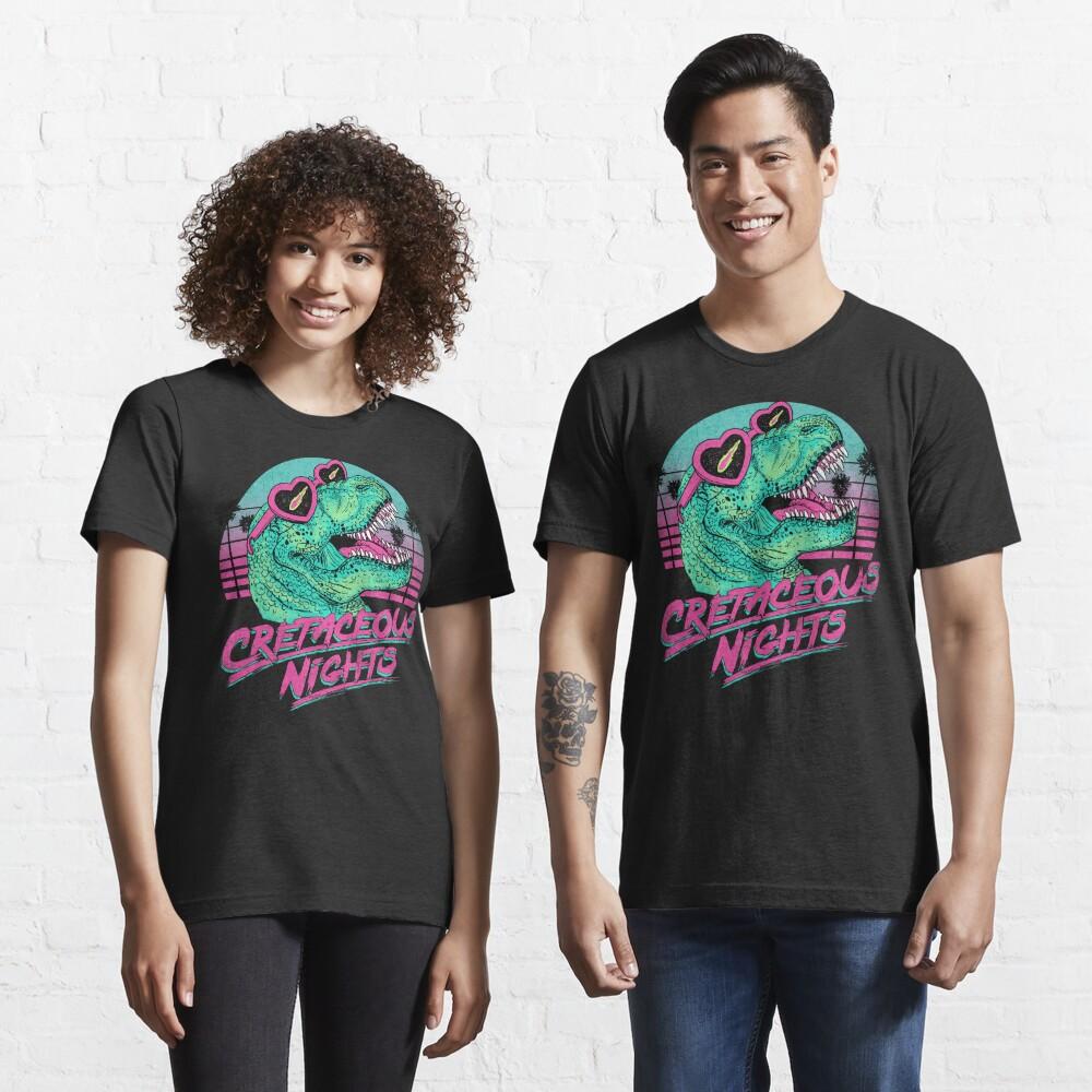 Cretaceous Nights Essential T-Shirt