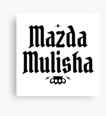 Mazda Mulisha Canvas Print