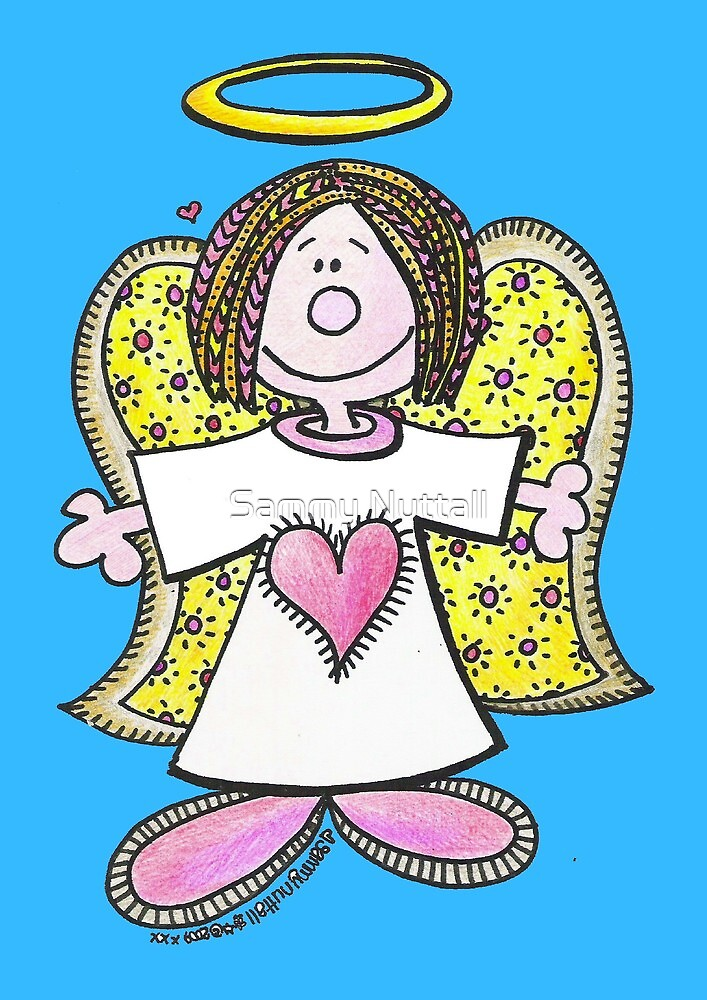 Hey Angel Baby! by Sammy Nuttall