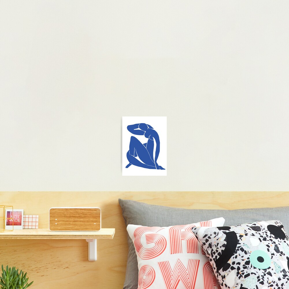 Henri Matisse - Blue Nude  Photographic Print