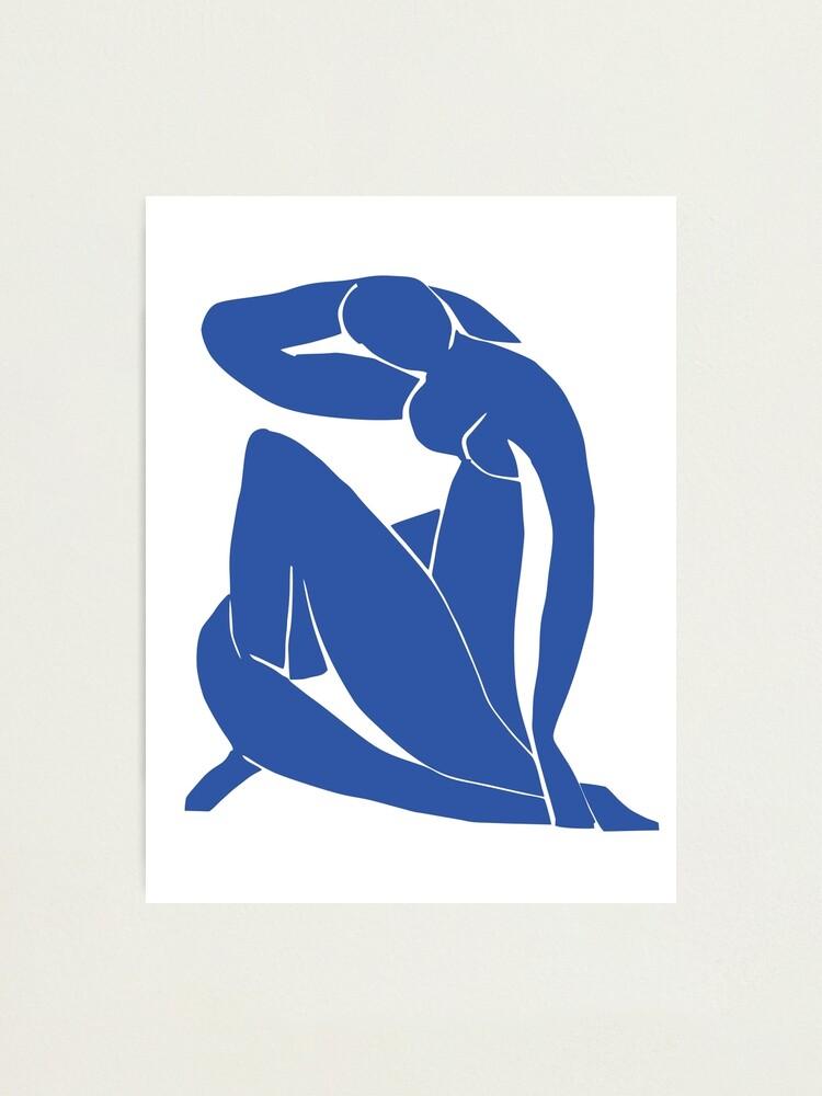 Alternate view of Henri Matisse - Blue Nude  Photographic Print