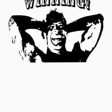 Die Hard: winning! by garykemble
