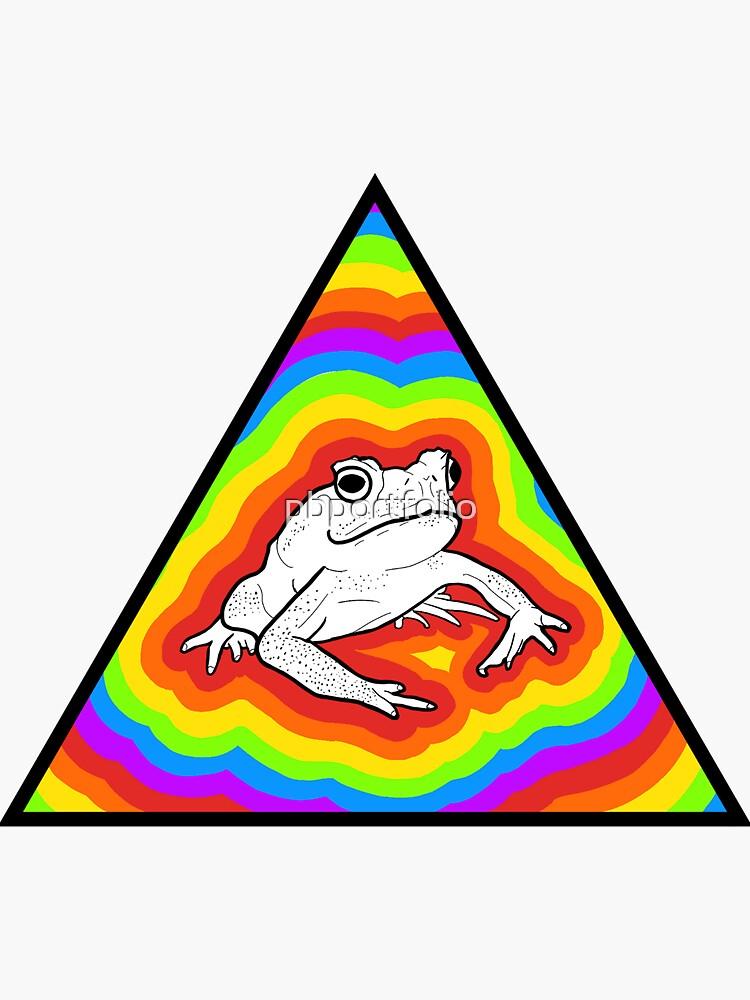 Rainbow Frog 2 by pbportfolio