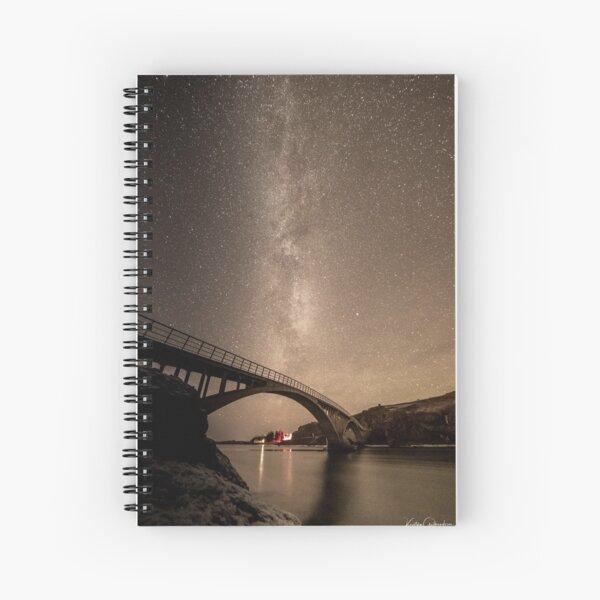 Milkyway Spiral Notebook