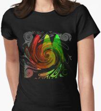 Traffic Lights Women's Fitted T-Shirt