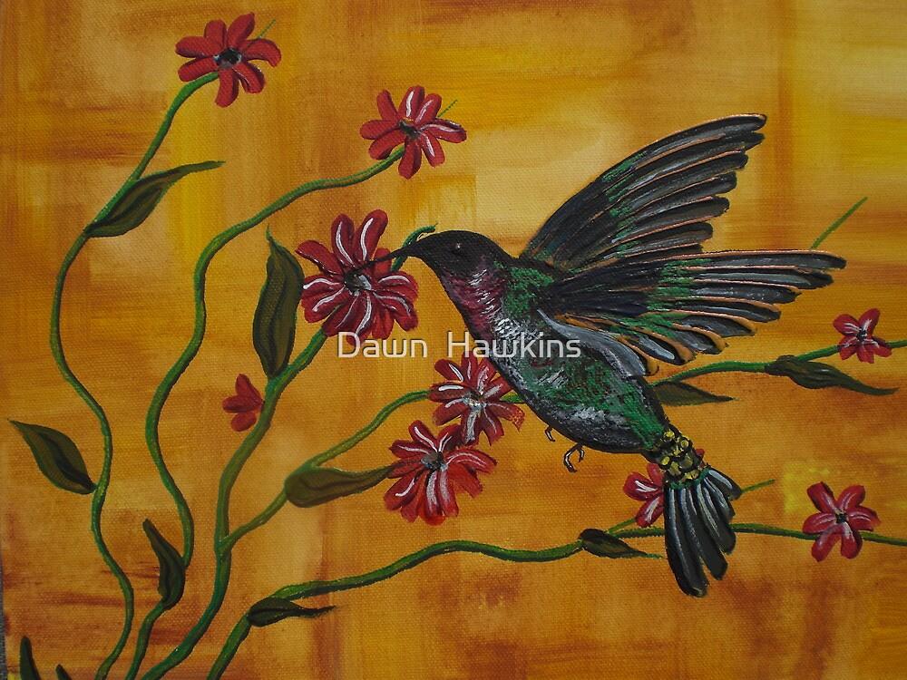 Hummingbird by Dawn  Hawkins