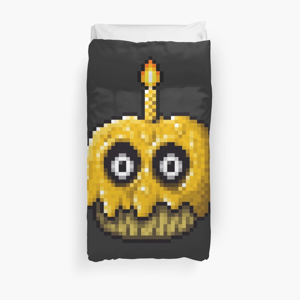 Five Nights at Freddy\'s 3 - Pixel art - Golden Cupcake\