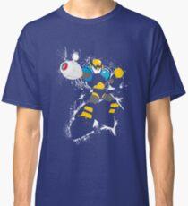 Flash Man Splattery Vector T Classic T-Shirt