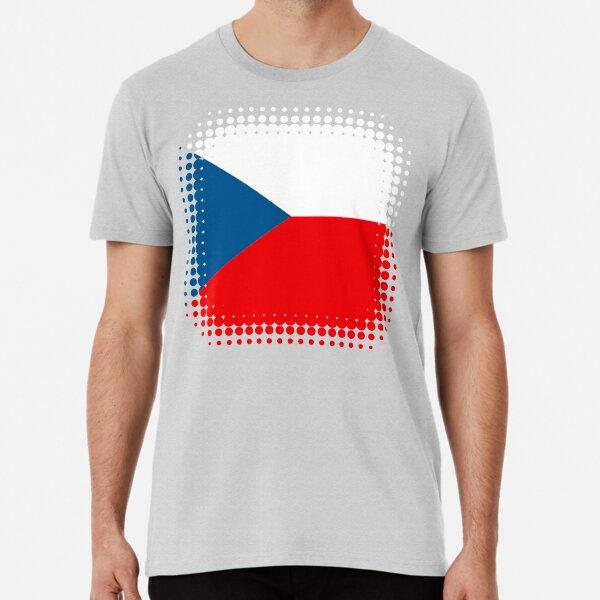 Ladies T-Shirt KEEP CALM /& Support CZECH REPUBLIC Football Womens