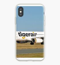 VH-VNR A320 Tiger Airways iPhone Case