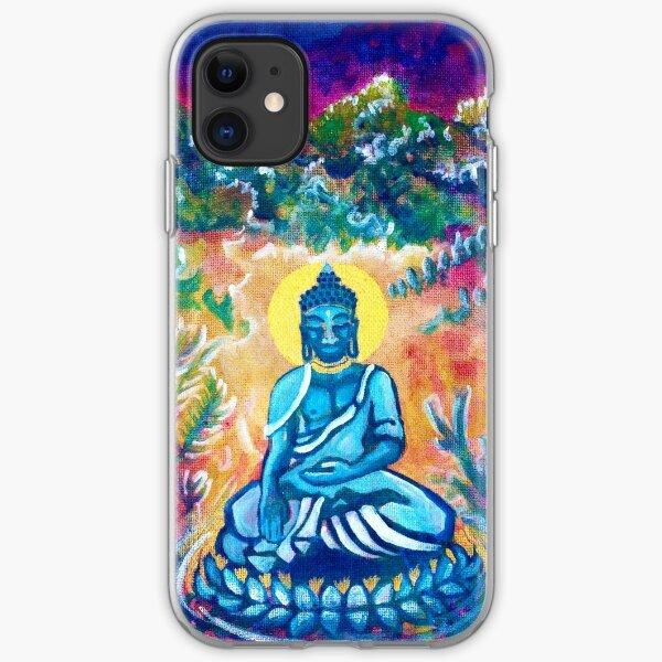 Medicine Buddha iPhone Soft Case